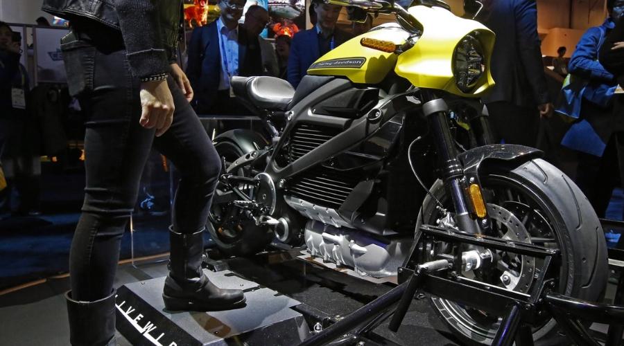 Inovação com PKE | Bell Helicopter da Harley-Davidson
