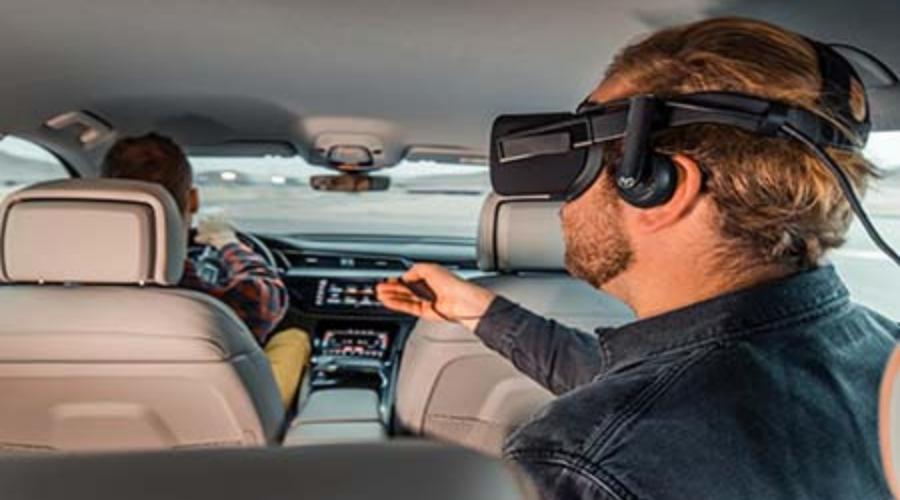 Inovação com PKE | Audi
