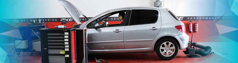PKE FlexDRIVE - Peugeot 307