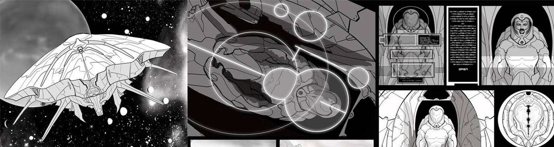 Banda Desenhada - Como dar Asas à Imaginação