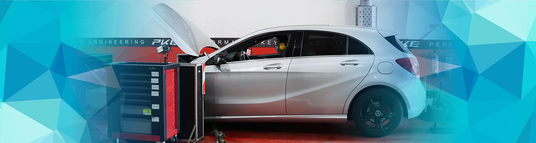 PKE FlexDRIVE - Mercedes-Benz A 180 CDI