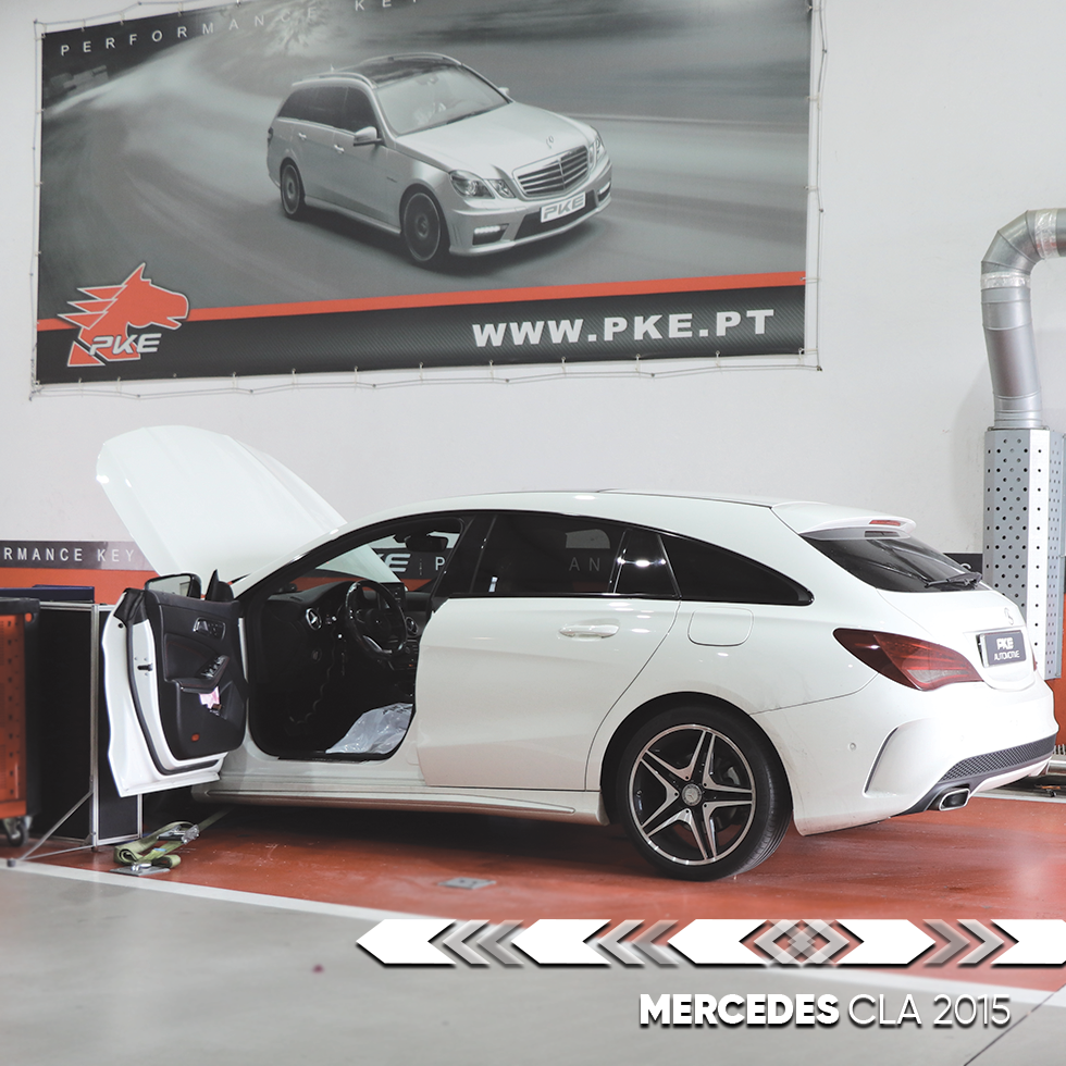 PKE FlexDrive Mercedes CLA 200
