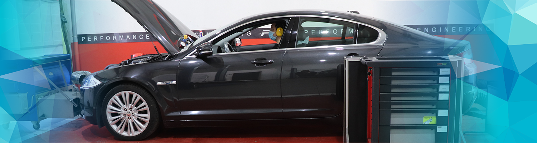 PKE FlexDRIVE - Jaguar XF 2.2D