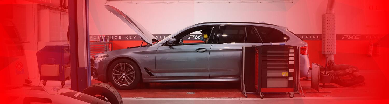PKE SuperSPORT - BMW 520d