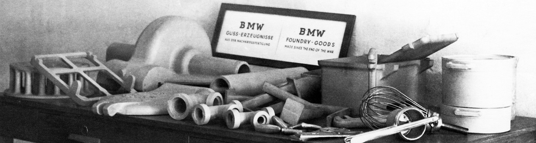 Sabia que a BMW deve a sua história a simples talheres?