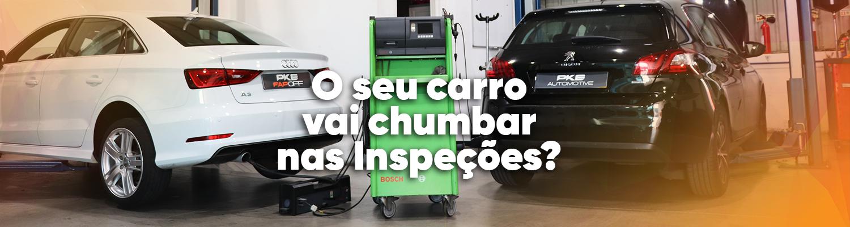 O seu carro vai chumbar nas inspeções?