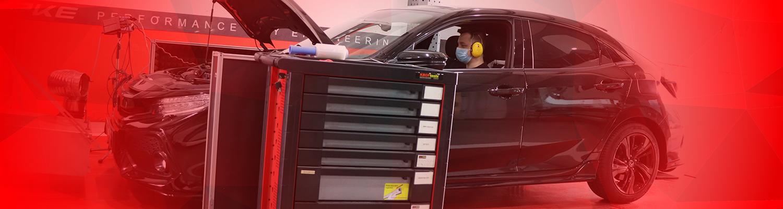 PKE SuperSPORT - Honda Civic 1.5T VTEC
