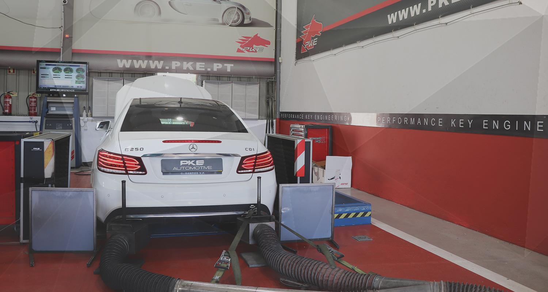 PKE SuperSPORT - Mercedes-Benz E 250