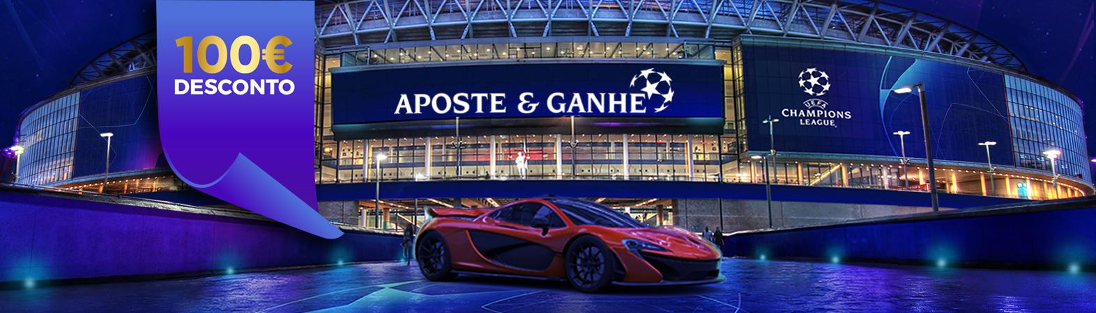Aposte & Ganhe! - UEFA Champions League