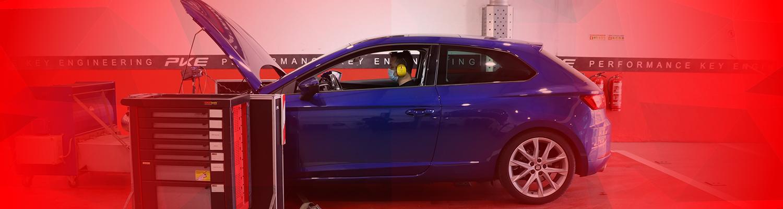 PKE SuperSPORT - Seat Leon 2.0 TDI
