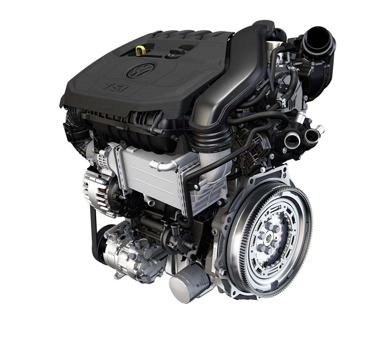Motores a gasolina da Volkswagen terão filtro de partículas