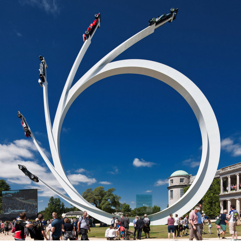 Goodwood Festival of Speed está já aí!