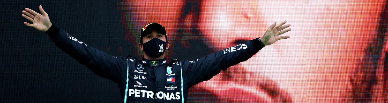 Lewis Hamilton torna-se o Melhor Piloto de F1!