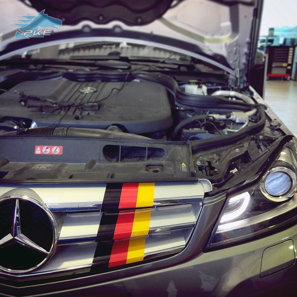 PKE SuperSPORT em Mercedes C220 CDI 170cv – 2014