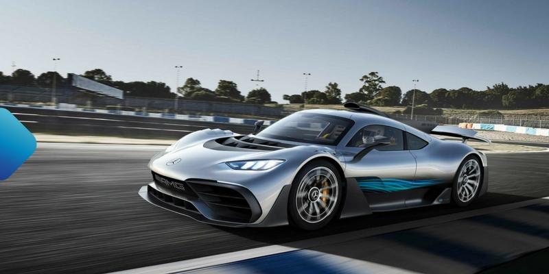 5 motores = potência F1 para a Mercedes