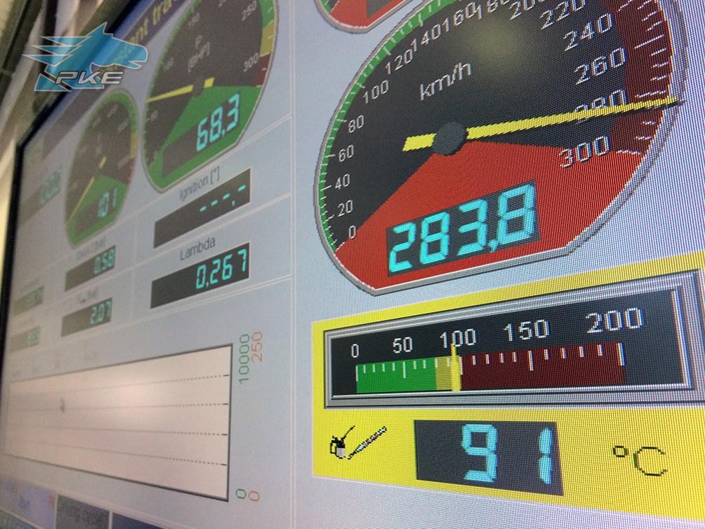 PKE SuperSPORT em Skoda Octavia RS 2.0 TDI 184cv – 2014