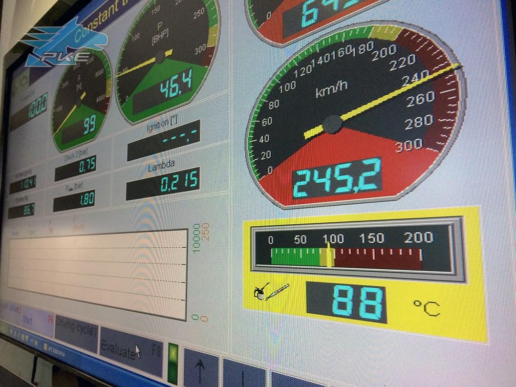 PKE SuperSPORT em Skoda Yeti 2.0 TDI 110cv – 2012