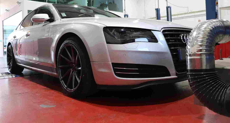 FAPOFF - Audi A8