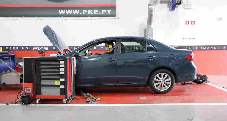 PKE FlexDRIVE - Toyota Corolla