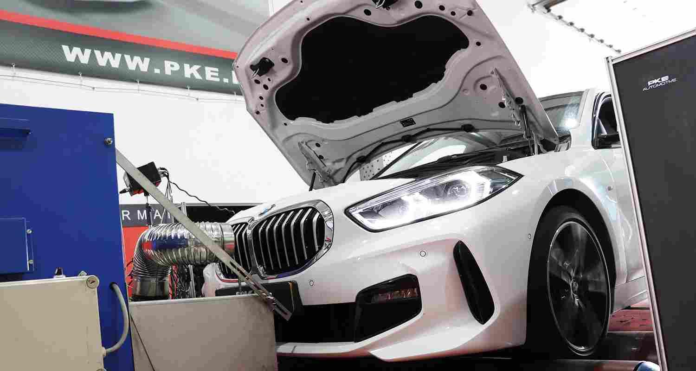 PKE FlexDRIVE - BMW Série 1 116d 2019