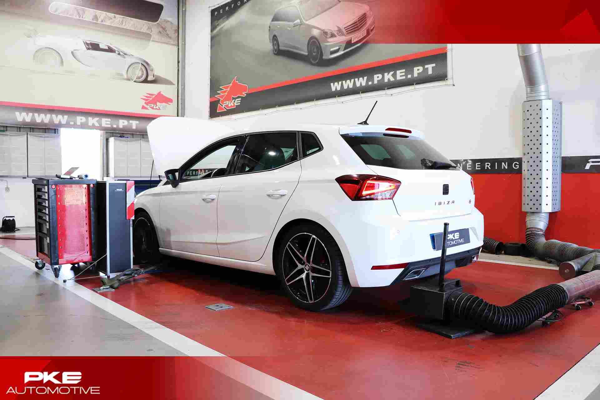 PKE SuperSPORT - Seat Ibiza FR 1.0 TSi