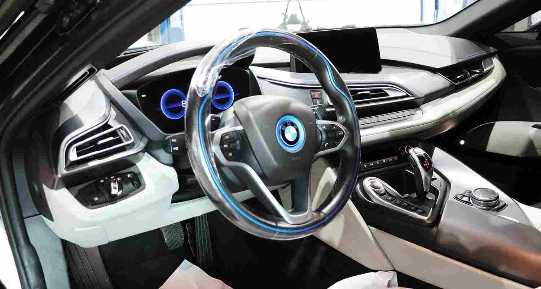 PKE SuperSPORT - BMW i8