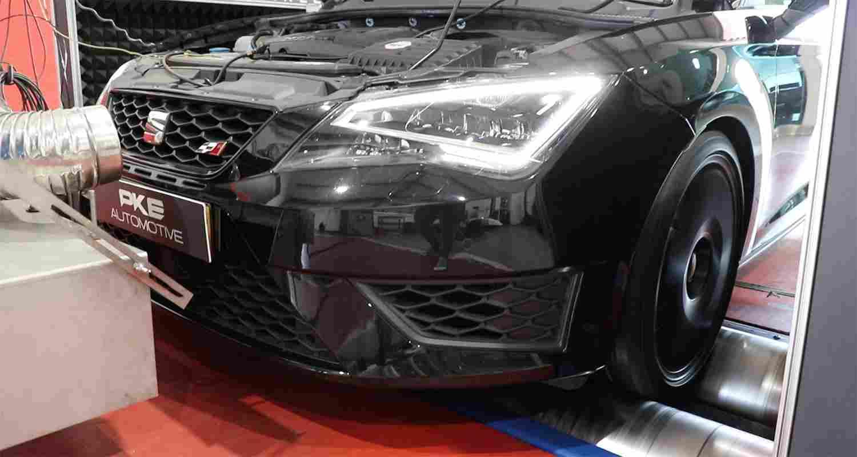 PKE SuperSPORT - Seat Leon Cupra