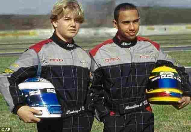 Rosberg ou Hamilton? A decisão do fim de semana na F1