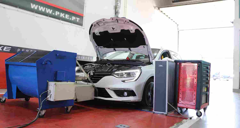 PKE SuperSPORT - Renault Megane