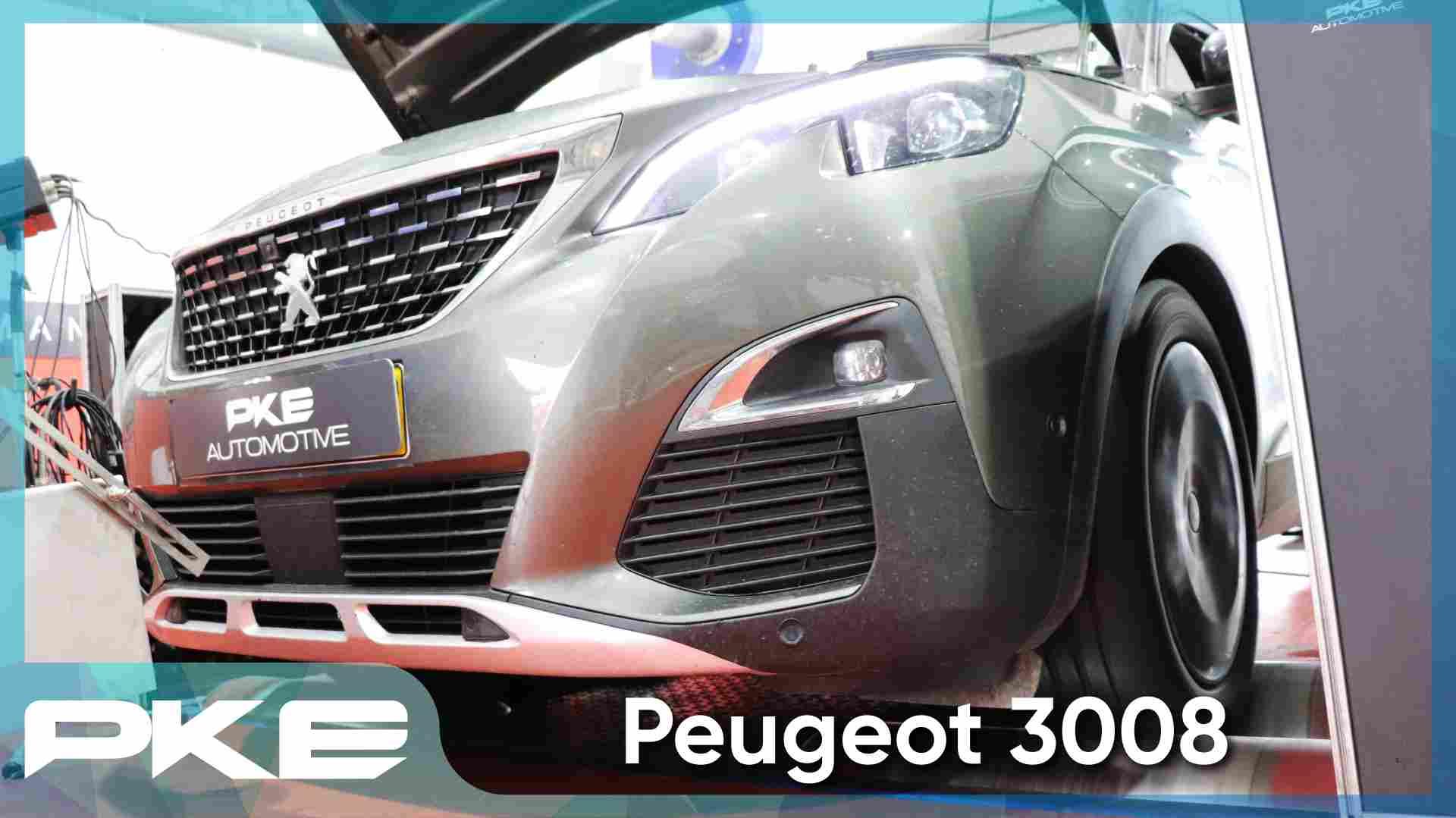 PKE SuperSPORT - Peugeot 3008 1.5 BlueHDi
