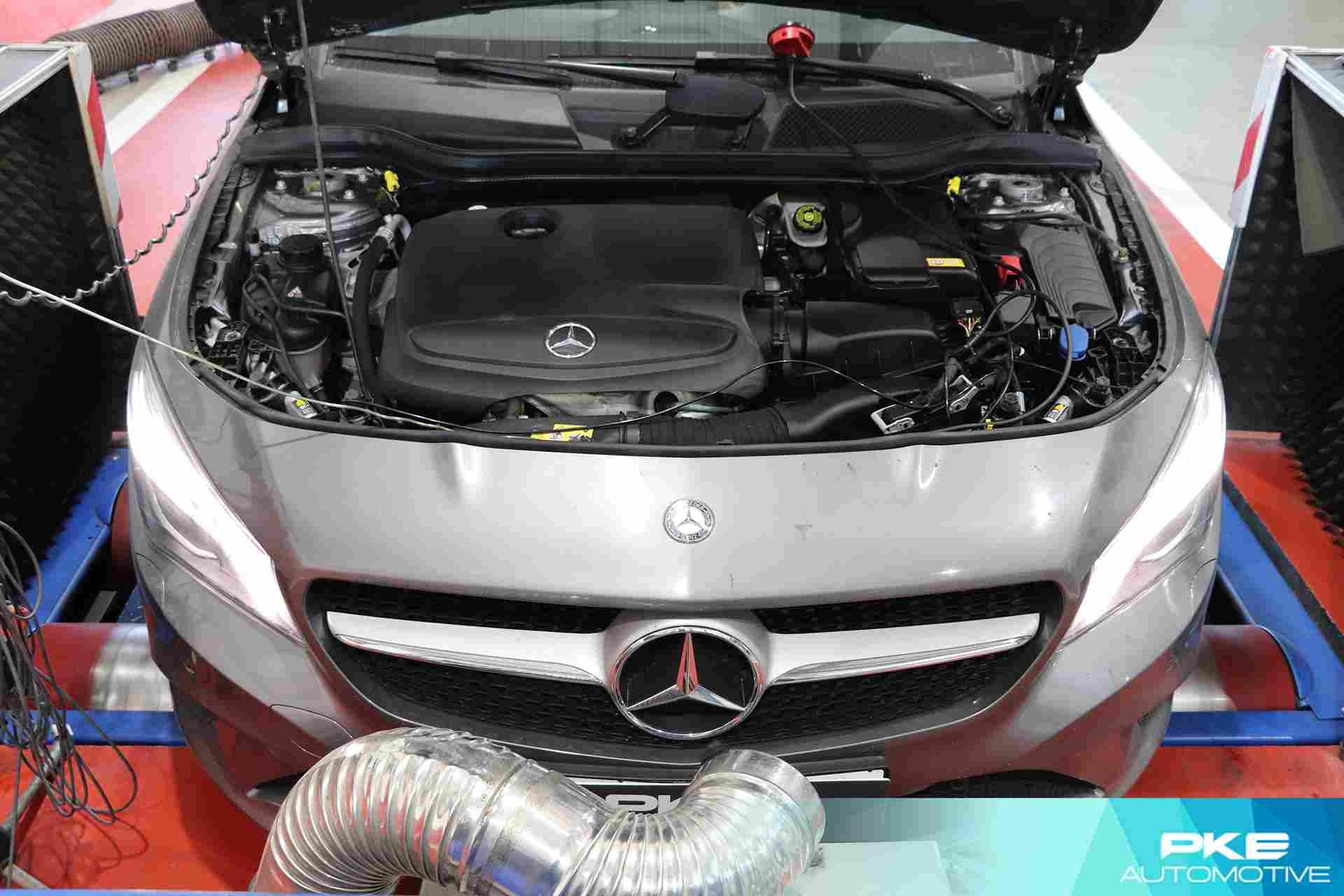 PKE FlexDRIVE - Mercedes-Benz CLA180