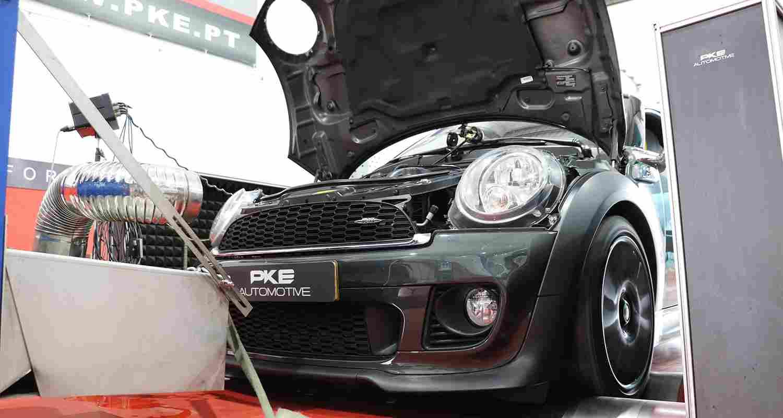 PKE FlexDRIVE Mini Coupe Jonh Couper Works 2012
