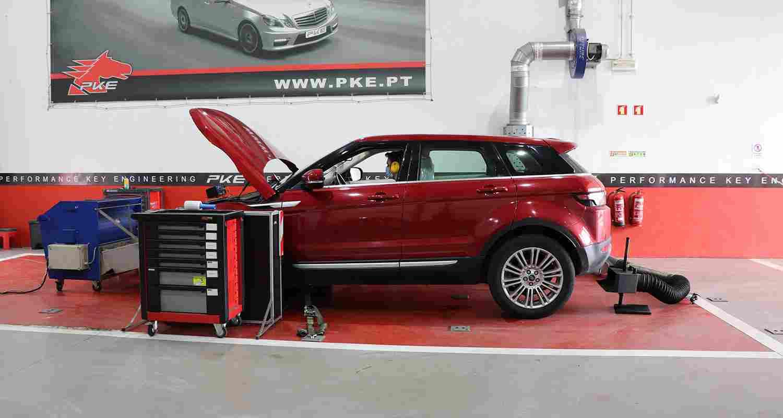 PKE FlexDRIVE - Land Rover Evoque