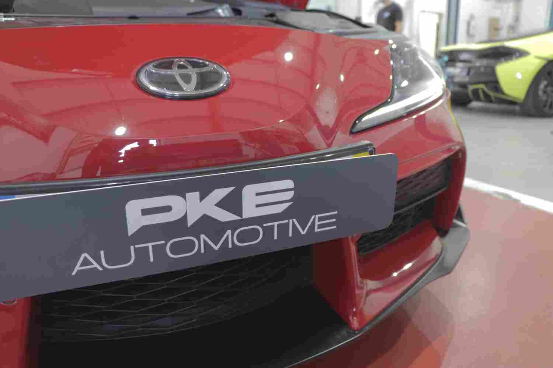 Toyota Supra - Exlusivo na PKE