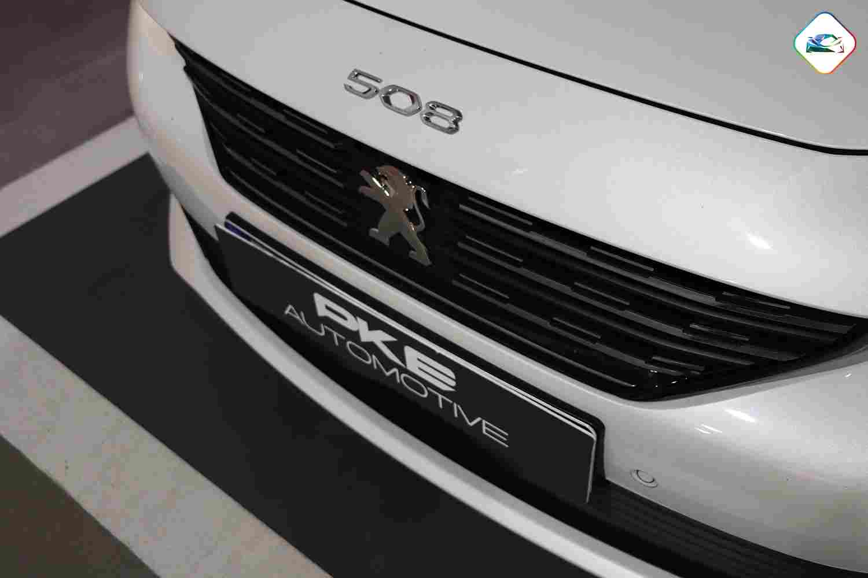 PKE FlexDRIVE - Peugeot 508