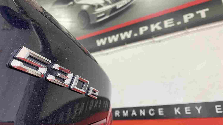 PKE SuperSPORT - BMW 530e