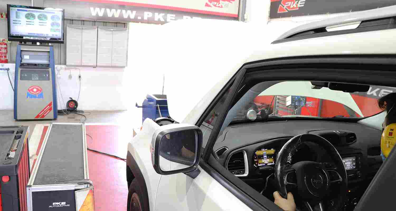 PKE FlexDRIVE - Jeep Renegade