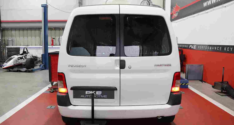 PKE FlexDRIVE - Peugeot Partner