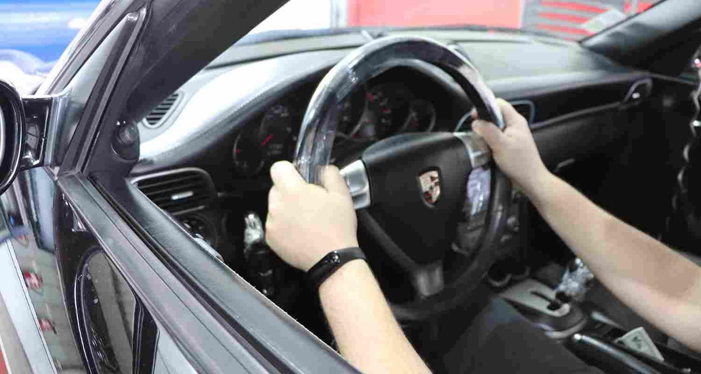 PKE SuperSPORT - Porsche 911 3.6i Carrera