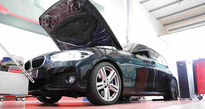PKE SuperSPORT - BMW Série 1 120d