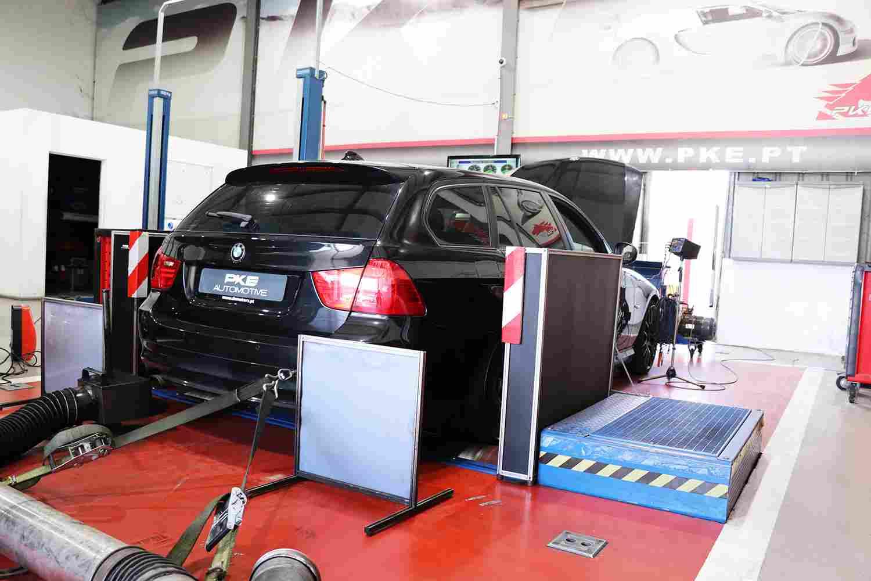PKE FlexDRIVE - BMW 320d