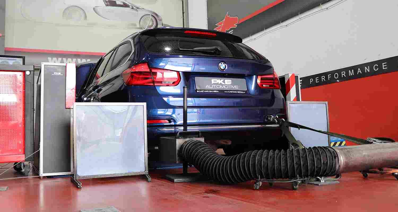PKE FlexDRIVE - BMW 318d