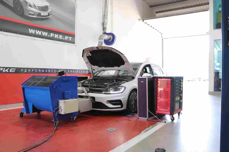 PKE FlexDRIVE - Volkswagen Golf 2.0 TDI