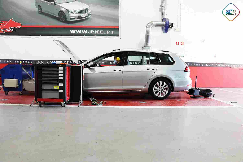 PKE SuperSPORT - Volkwagen Golf