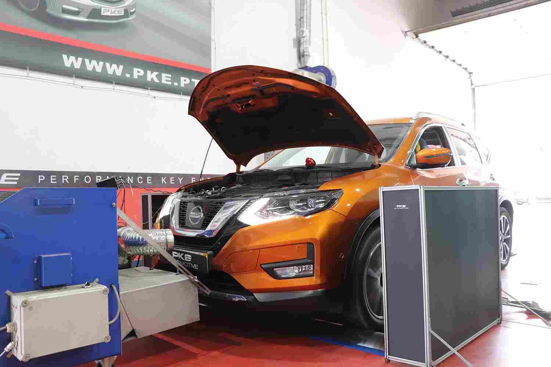 PKE FlexDRIVE - Nissan X-Trail