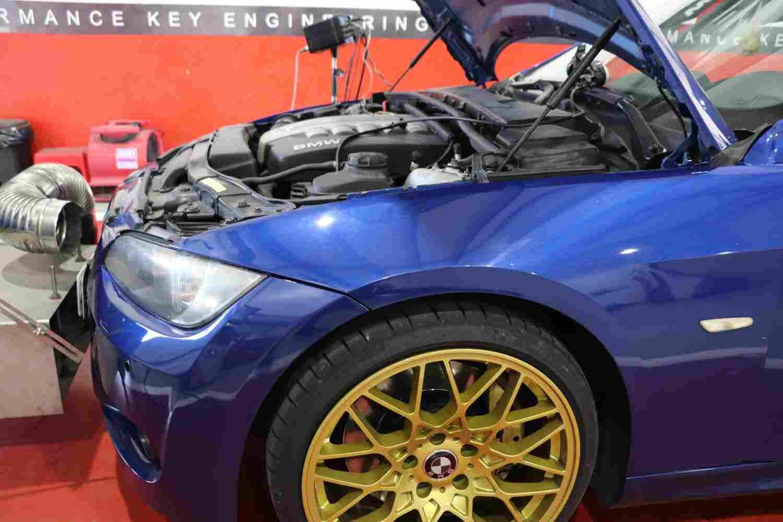 PKE FlexDRIVE BMW 330d