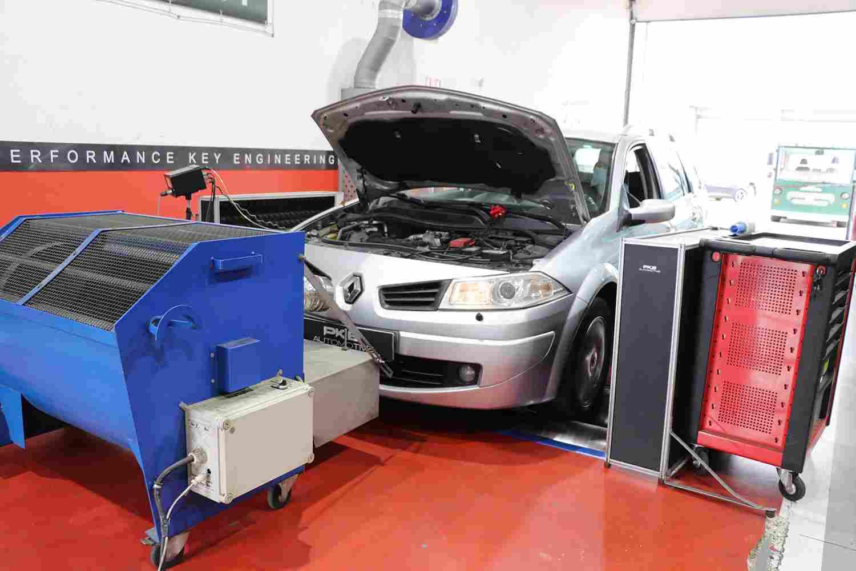 PKE SuperSPORT - Renault Megane 1.9dCi