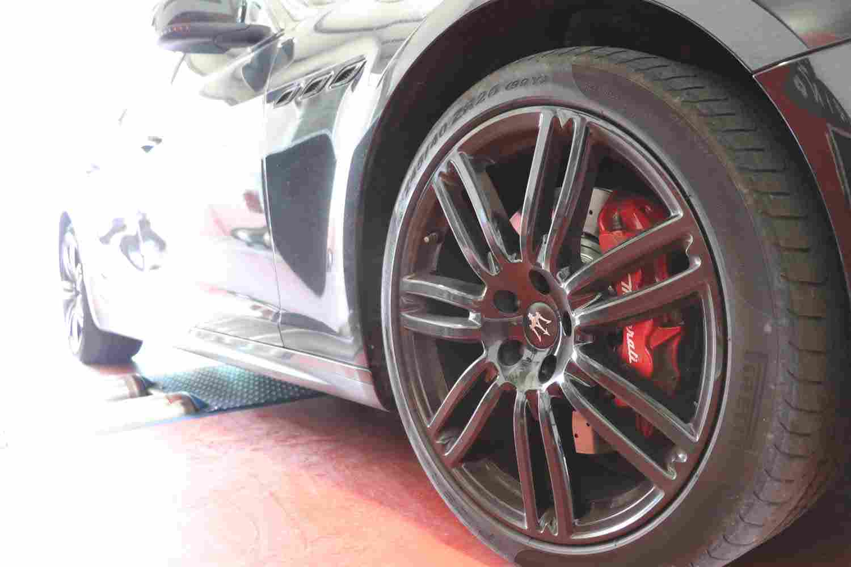 Maserati Ghibli 3.0