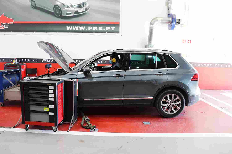 PKE FlexDRIVE - Volkswagen Tiguan