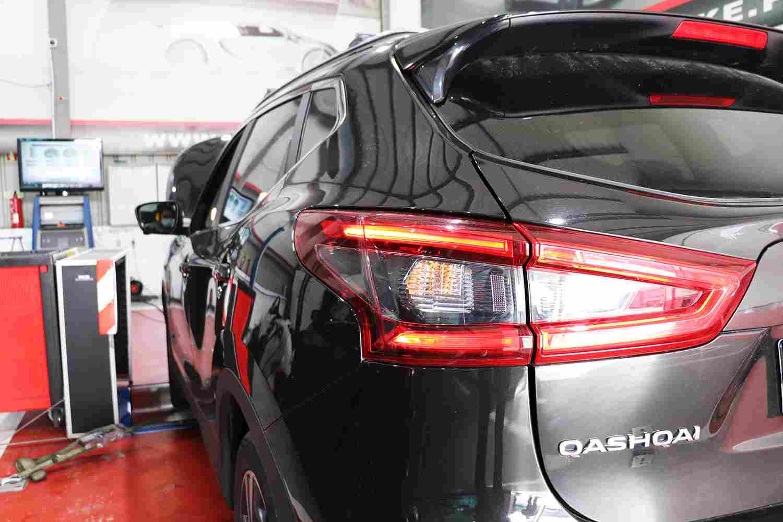 PKE FlexDRIVE - Nissan Qashqai